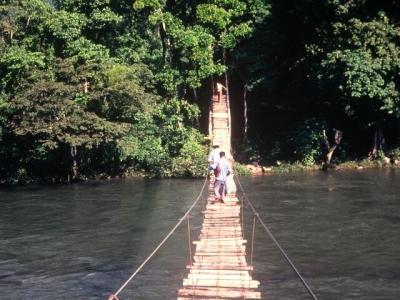 Progreso bridge