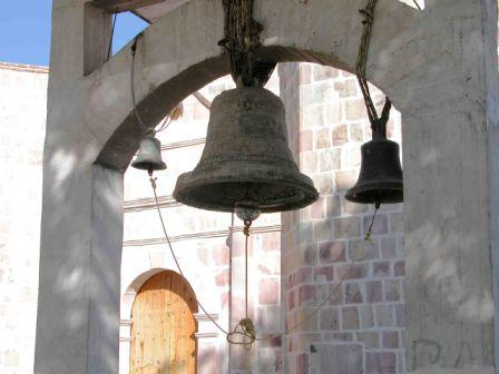 three church bells