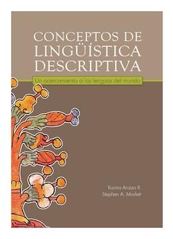 Conceptos de lingüística descriptiva
