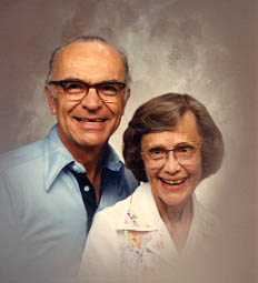 George and Florence Cowan