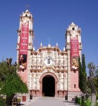 Iglesia en San Marcos Tlacoyalco