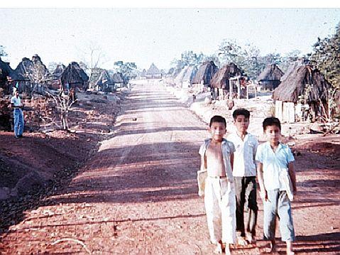 Mecayapan in 1969