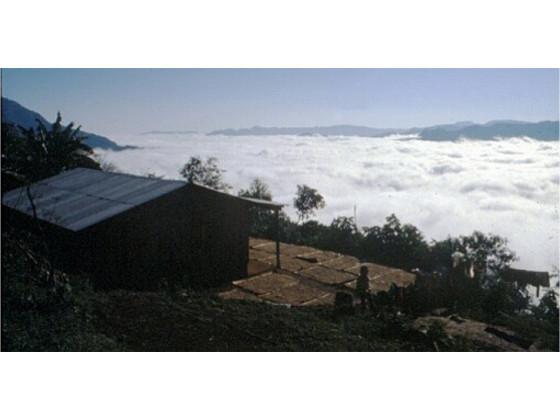 Valle nuboso