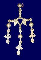 Yalálag cross; Krus yonn
